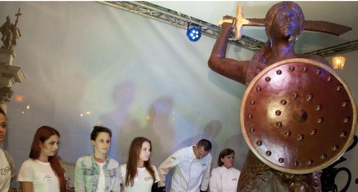 Kuchnia warszawiaka , Finał Międzynarodowego Czekolady [FOTO] - zdjęcie, fotografia