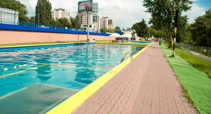 Prognoza pogody, Gdzie znajdziemy ochłodę mieście odkrytych basenach - zdjęcie, fotografia