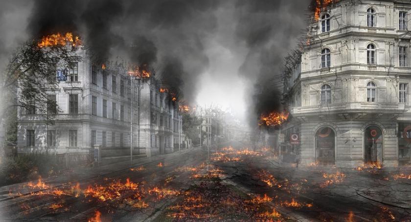 Historia Warszawy, dolarów analiza dotycząca odszkodowań wojennych Niemiec - zdjęcie, fotografia