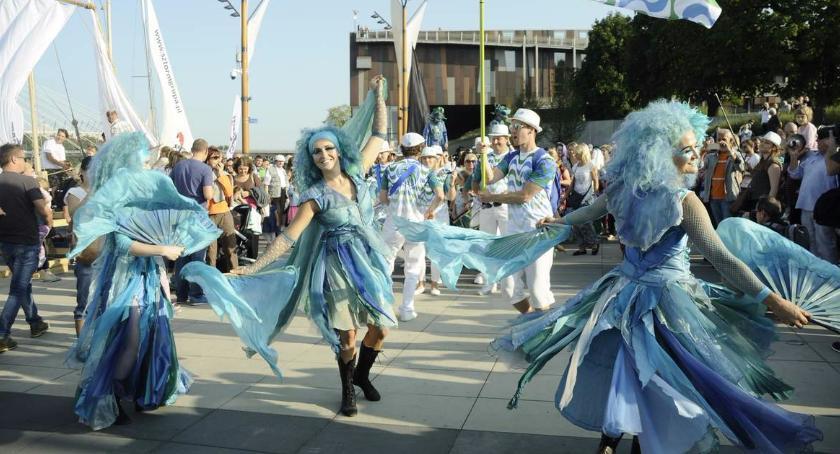 Imprezy, Wydarzenia, Wielka Parada Syren Wisłą [ZDJĘCIA] - zdjęcie, fotografia