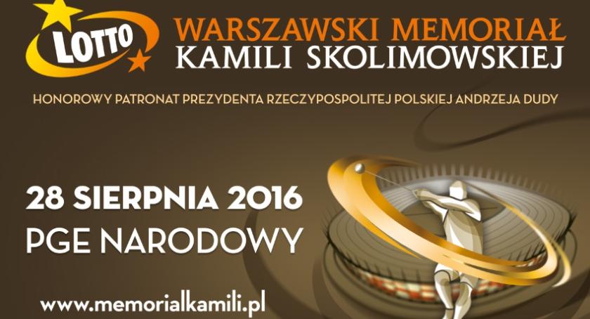 Memoriał Kamili Skolimowskiej już w najbliższą niedzielę. Anita Włodarczyk będzie bić rekord świata