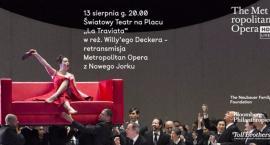 Światowy teatr na Placu: La Traviata / Metropolitan Opera