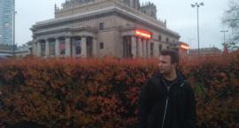 Hubert opowiada o tym co lubi w stolicy i czego w niej nie lubi