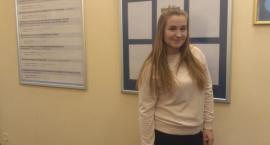 Paulina fascynuje się aktorstwem i studiuje na uczelni Collegium Civitas