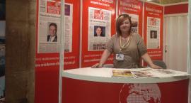 Pani Joanna opowiada o Gazecie Wiadomości Turystyczne i o swoich wspomnieniach z Targami Turystyczny