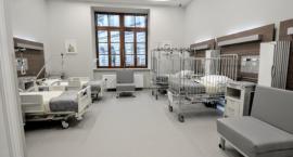 Luźniej na salach, przy każdej łazienka - szpital dziecięcy w trakcie wielkiej metamorfozy