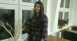 Maryia pochodzi z Białorusi i opowiada o nauce w Polsce